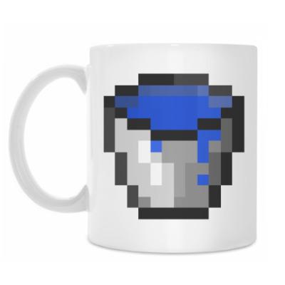 Кружка Вода Minecraft