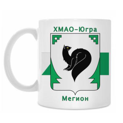 Кружка г. Мегион