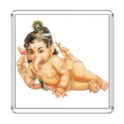 Магнит Shri Ganesh