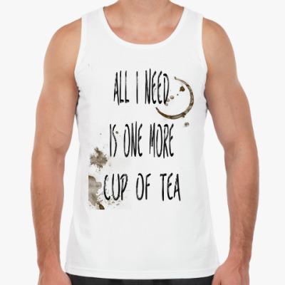 Майка Чашка чая