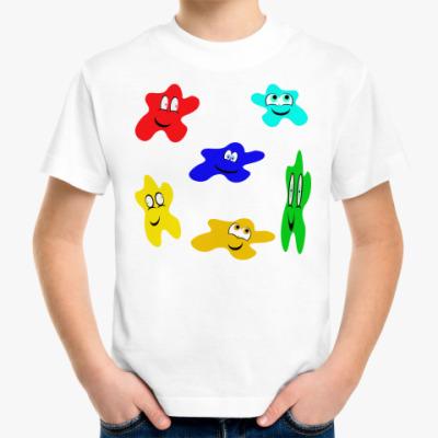 Детская футболка  Я - художник