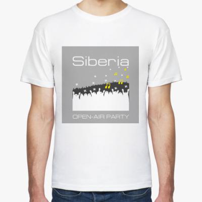 Футболка Siberia Open-Air T-Shirt