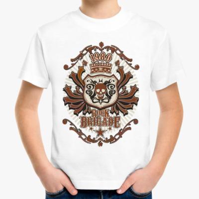 Детская футболка Rock Brigade