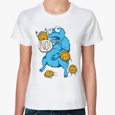 Классическая футболка Коржик