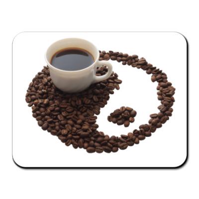 Коврик для мыши Кофе