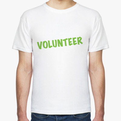 Футболка Volunteer