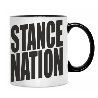Кружка stance:nation