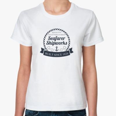 Классическая футболка Seafarer Shipworks