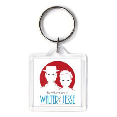 Уолтер и Джесси