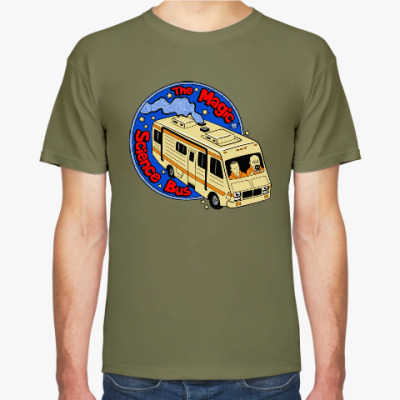 Футболка Волшебный автобус