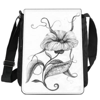 Сумка-планшет Лунный цветок