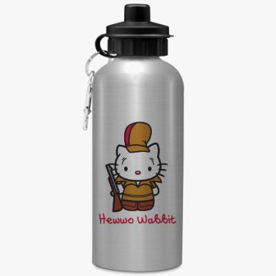 Спортивная бутылка/фляжка Hawwo Wabbit