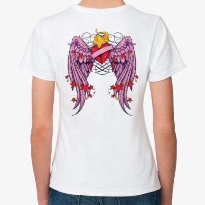 Классическая футболка Wings