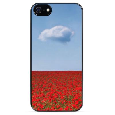 Чехол для iPhone Небо, облако