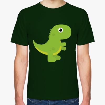 Футболка Динозаврик
