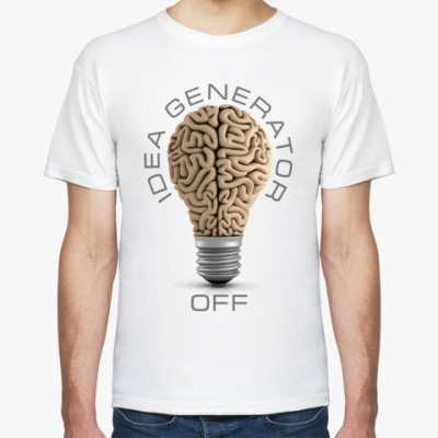 Футболка Idea generator (off)