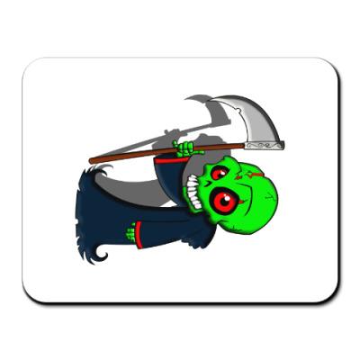 Коврик для мыши Зомби-смерть