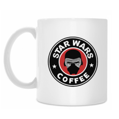 Кружка Кайло Рен star wars coffee