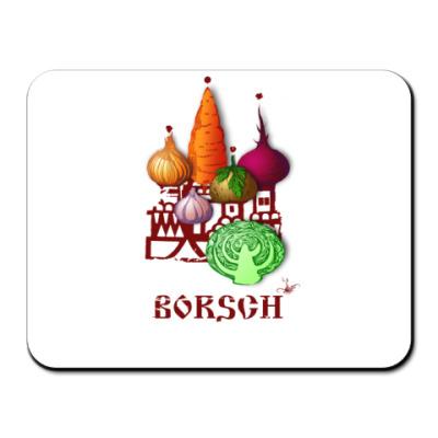 Коврик для мыши borsch