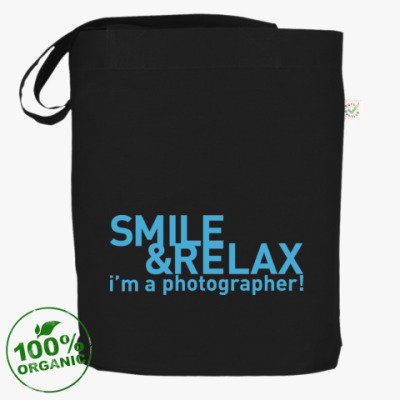 Сумка Чёрная сумка Smile&Relax