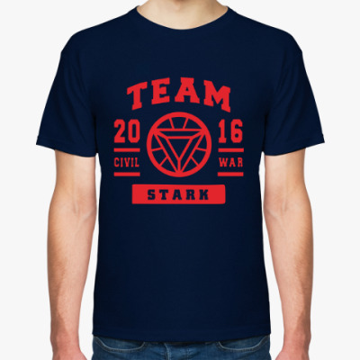 Футболка Team stark