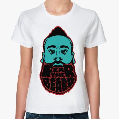 Классическая футболка Борода