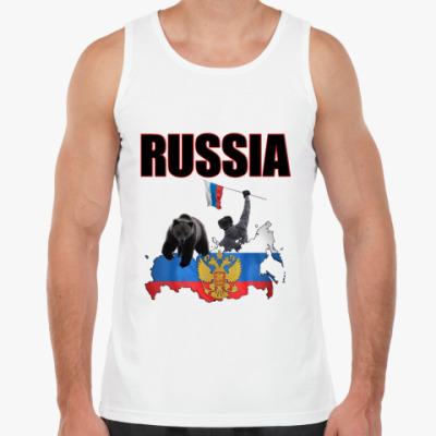 Майка Russia