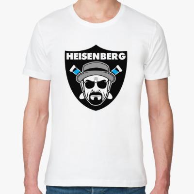 Футболка из органик-хлопка Heisenberg Raiders