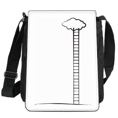 Сумка-планшет Лестница в небо