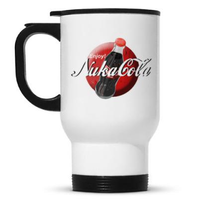 Кружка-термос Nuka Cola