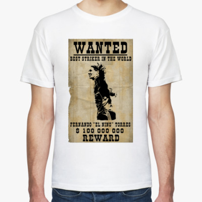 Футболка  Wanted Torres