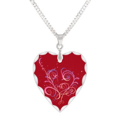 Кулон 'сердце' Heart