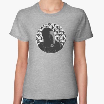 Женская футболка Карл Shameless (Бесстыжие)