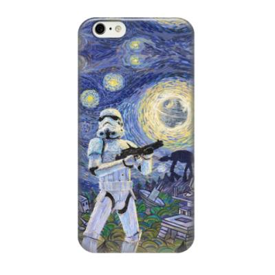 Чехол для iPhone 6/6s Star Wars Starry Night