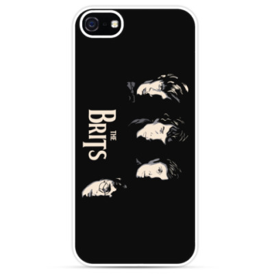 Чехол для iPhone Британцы