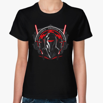 Женская футболка Звёздные войны (Star Wars)