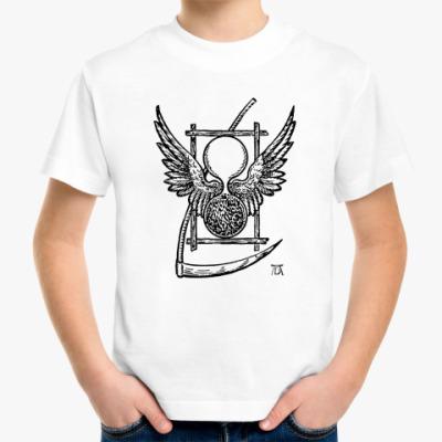Детская футболка `Символ Времени Дюрера` Дет.