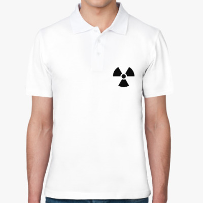 Рубашка поло Радиация