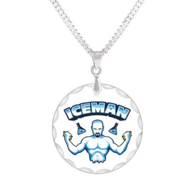 Кулон Iceman