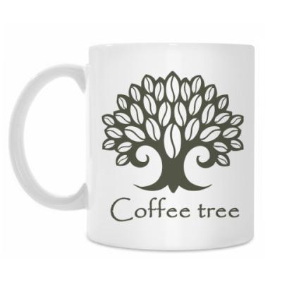 Кружка Кофейное дерево