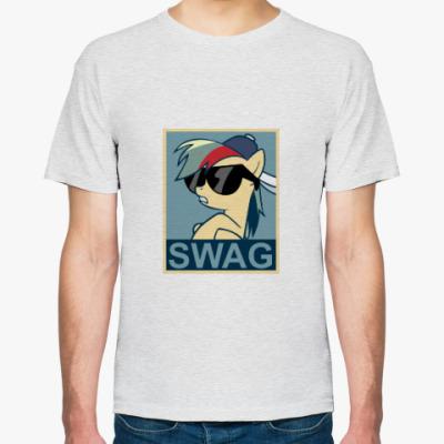 Футболка Пони SWAG