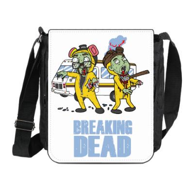 Сумка на плечо (мини-планшет) Breaking Dead