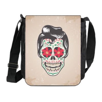 Сумка на плечо (мини-планшет) Skull Boy