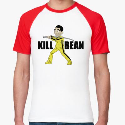Футболка реглан Kill Bean