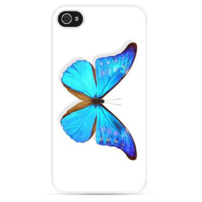 Чехол для iPhone бабочка