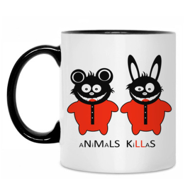 Кружка Animals Killas
