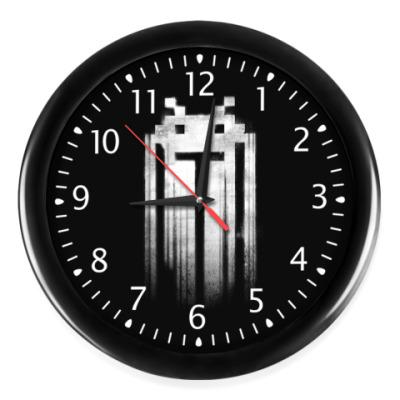 Часы Space Invaders Punisher