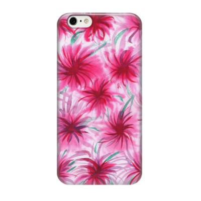 Чехол для iPhone 6/6s Цветочный принт
