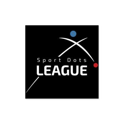 Виниловые наклейки Лига Спортивных Точек