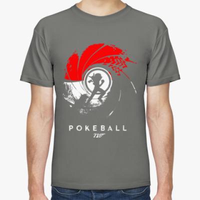 Футболка Pokeball 007